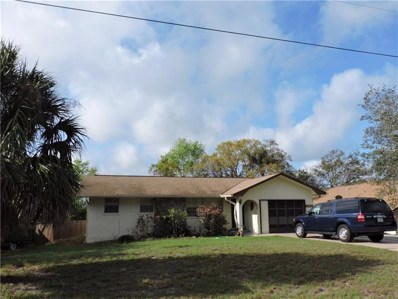 1483 Newhope Road, Spring Hill, FL 34606 - MLS#: W7639150