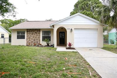 7425 Riverbank Drive, New Port Richey, FL 34655 - MLS#: W7639166