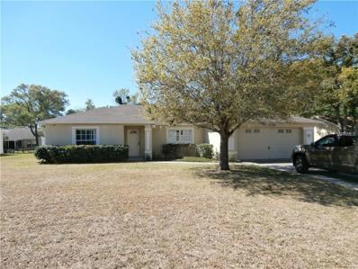 14168 Redwood Street, Spring Hill, FL 34609 - MLS#: W7639181