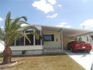 3214 Lanark Drive, Holiday, FL 34690 - MLS#: W7639194