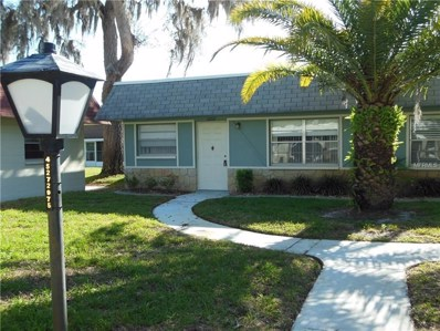 11818 Bayonet Lane UNIT 11818, New Port Richey, FL 34654 - MLS#: W7639212