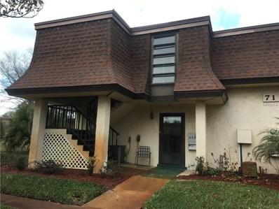 7141 Dell Road UNIT 1, New Port Richey, FL 34653 - MLS#: W7639251