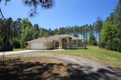 4367 Burns Road, Brooksville, FL 34602 - MLS#: W7639258
