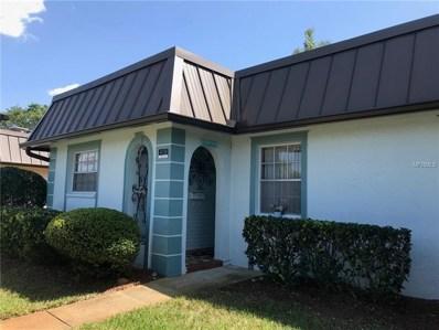4138 Hampton Drive UNIT 4138, New Port Richey, FL 34652 - MLS#: W7639300