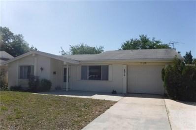 4016 Stratfield Drive, New Port Richey, FL 34652 - MLS#: W7639339