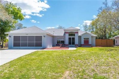 11102 Thornberry Drive, Spring Hill, FL 34608 - MLS#: W7639418