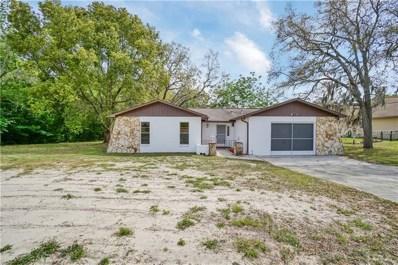 1508 Alameda Drive, Spring Hill, FL 34609 - MLS#: W7639512