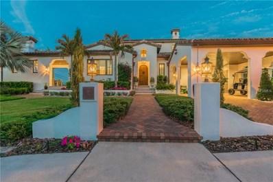 701 Lansden Court, Tarpon Springs, FL 34689 - MLS#: W7639530