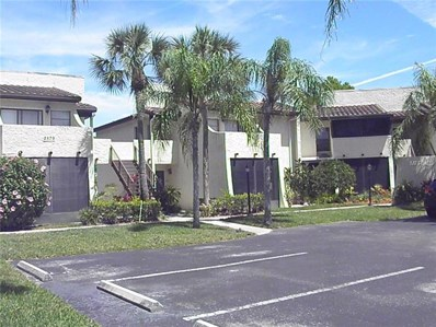 2587 Cyprus Drive UNIT 3-112, Palm Harbor, FL 34684 - MLS#: W7639587