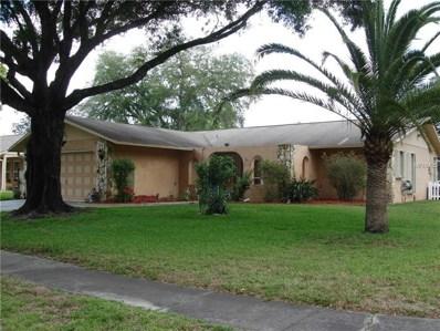 8703 Woodbridge Drive, New Port Richey, FL 34655 - MLS#: W7639599