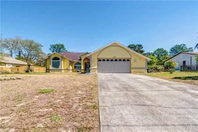 2298 Bolger Avenue, Spring Hill, FL 34609 - #: W7639618