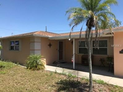 4550 Croton Drive, New Port Richey, FL 34652 - MLS#: W7800019