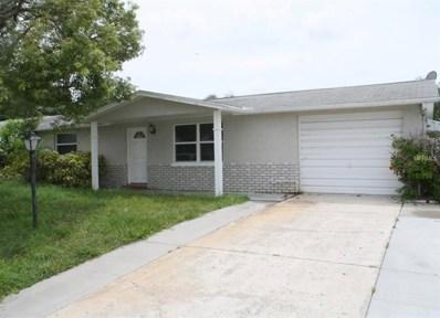 9331 Saint Regis Lane, Port Richey, FL 34668 - MLS#: W7800029