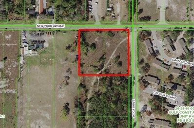 New York Avenue And Utica Drive, Hudson, FL 34667 - MLS#: W7800030