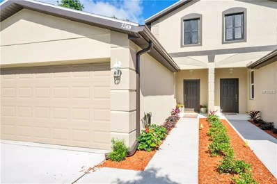 7577 Dawson Creek Lane, New Port Richey, FL 34654 - MLS#: W7800076