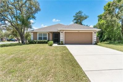 3009 Hoban Avenue, Spring Hill, FL 34609 - MLS#: W7800143