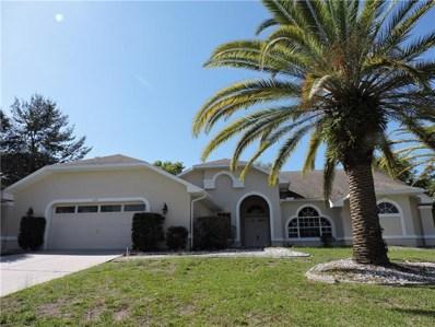 11490 Chalk Farm Road, Spring Hill, FL 34609 - MLS#: W7800166