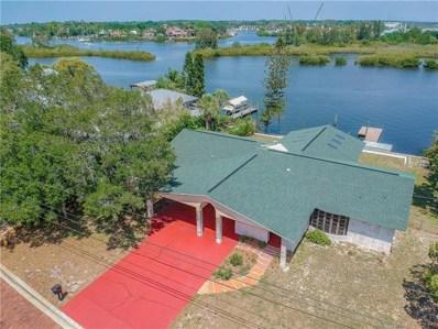 764 Chesapeake Drive, Tarpon Springs, FL 34689 - MLS#: W7800200
