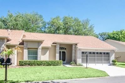 9327 Clearmeadow Lane, New Port Richey, FL 34655 - MLS#: W7800209