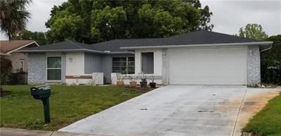 7534 Vienna Lane, Port Richey, FL 34668 - MLS#: W7800248