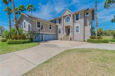 2100 N Pointe Alexis Drive, Tarpon Springs, FL 34689 - MLS#: W7800302