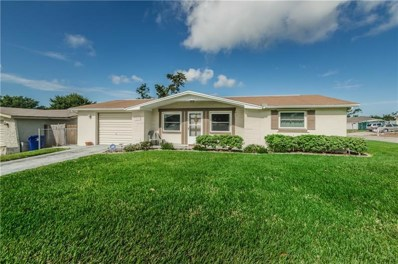 3719 Warbler Drive, New Port Richey, FL 34652 - MLS#: W7800329