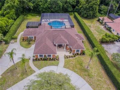 12206 Quail Ridge Drive, Spring Hill, FL 34610 - MLS#: W7800345