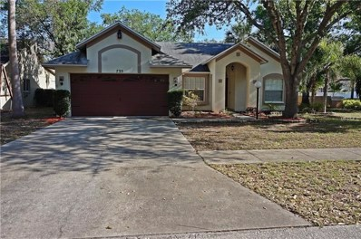735 Bayside Drive, Tarpon Springs, FL 34689 - MLS#: W7800411