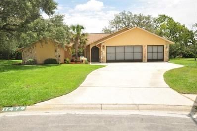 11479 Emerald Ridge Court, Spring Hill, FL 34609 - MLS#: W7800466