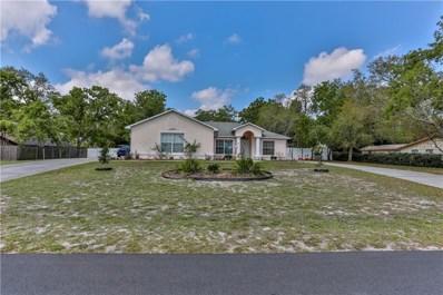 1463 Findlay Avenue, Spring Hill, FL 34609 - MLS#: W7800512
