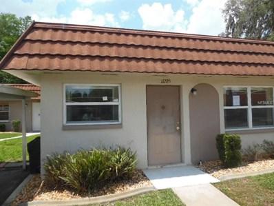 11725 Bayonet Lane UNIT 1, New Port Richey, FL 34654 - MLS#: W7800537