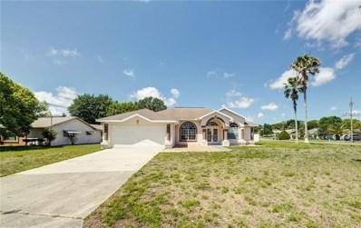 11289 Captain Drive, Spring Hill, FL 34608 - MLS#: W7800549