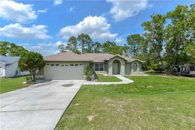 13177 Pendleton Street, Spring Hill, FL 34609 - MLS#: W7800666