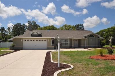 11350 Doxsey Hill Circle, Spring Hill, FL 34609 - MLS#: W7800671