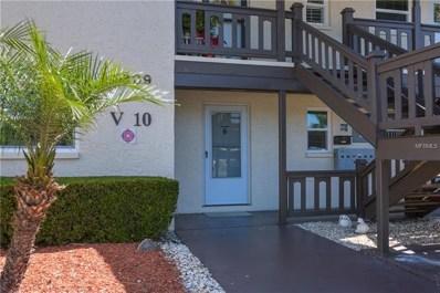 4609 Marine Parkway UNIT 101, New Port Richey, FL 34652 - MLS#: W7800679