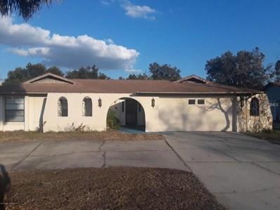 130 Callaway Avenue, Spring Hill, FL 34606 - MLS#: W7800793