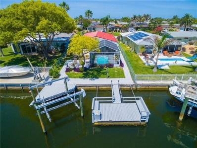 4926 Pelican Drive, New Port Richey, FL 34652 - MLS#: W7800821