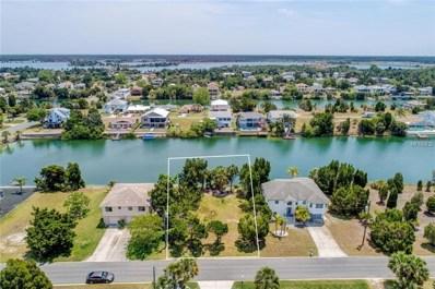 3270 (Lot 5) Hibiscus Drive, Hernando Beach, FL 34607 - MLS#: W7800833
