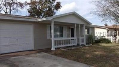 1415 Weyford Lane, Holiday, FL 34691 - #: W7800866