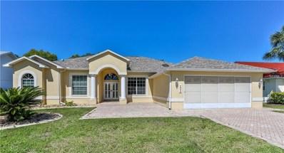 1041 Tournament Drive, Spring Hill, FL 34608 - MLS#: W7800886