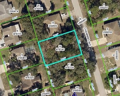 1207 Channing Avenue, Spring Hill, FL 34608 - MLS#: W7800912
