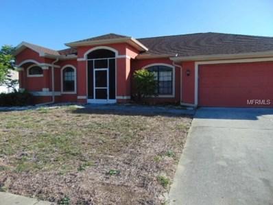 13481 Pullman Drive, Spring Hill, FL 34609 - MLS#: W7800927