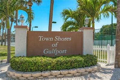 3018 59TH Street S UNIT 103, Gulfport, FL 33707 - MLS#: W7800937