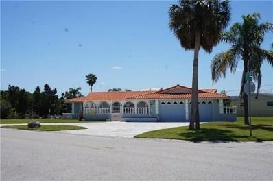 4452 Topsail Trail, New Port Richey, FL 34652 - MLS#: W7800944