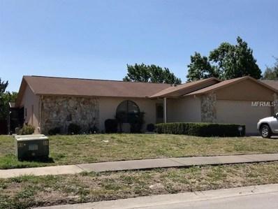 11335 Scallop Drive, Port Richey, FL 34668 - MLS#: W7800963