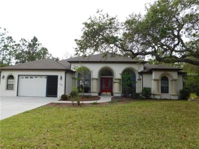 223 Linder Drive, Homosassa, FL 34446 - MLS#: W7800997
