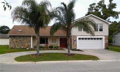 13021 Serpentine Drive, Hudson, FL 34667 - MLS#: W7801063