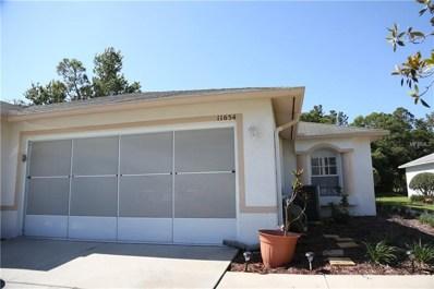 11654 Holly Ann Drive, New Port Richey, FL 34654 - MLS#: W7801080
