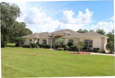 18202 Floralton Drive, Spring Hill, FL 34610 - MLS#: W7801174