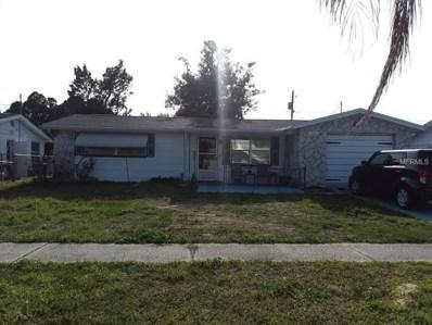 1543 Cockleshell Drive, Holiday, FL 34690 - MLS#: W7801214